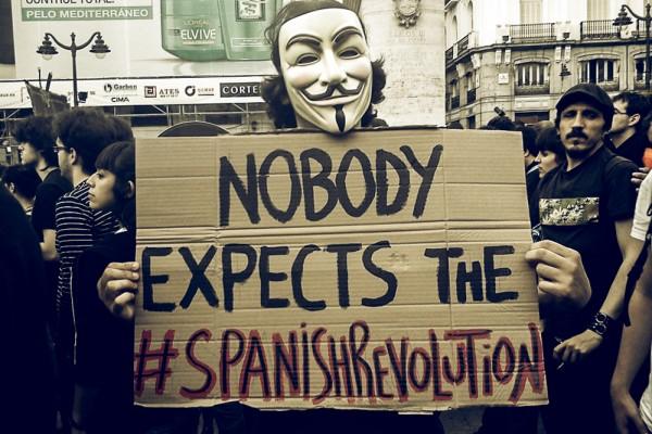#Spanish revolution