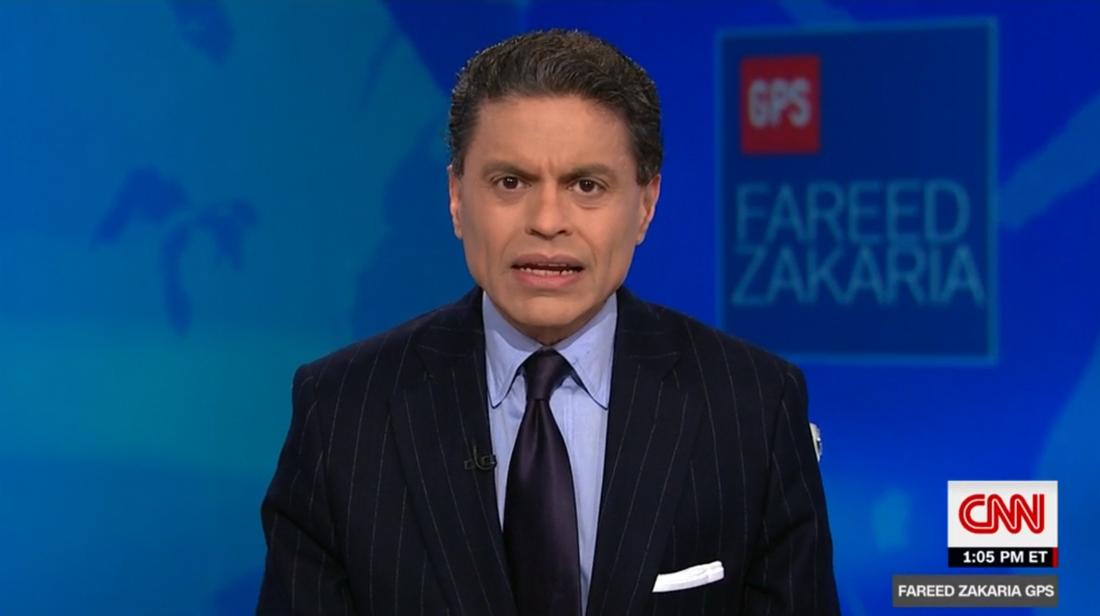 Fareed Zakaria CNN GPS