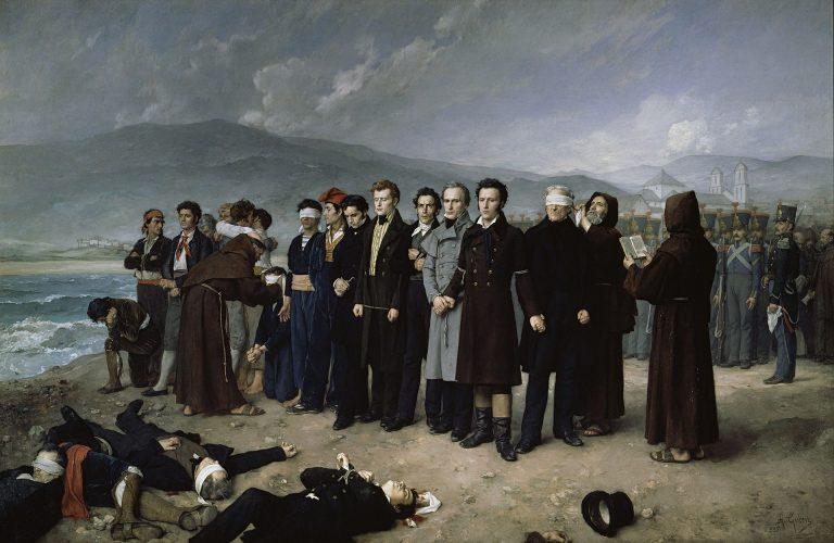 La crisis liberal en el siglo 19